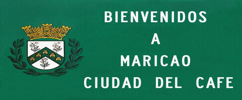 Maricao crest City of Coffee Ciudad del Cafe