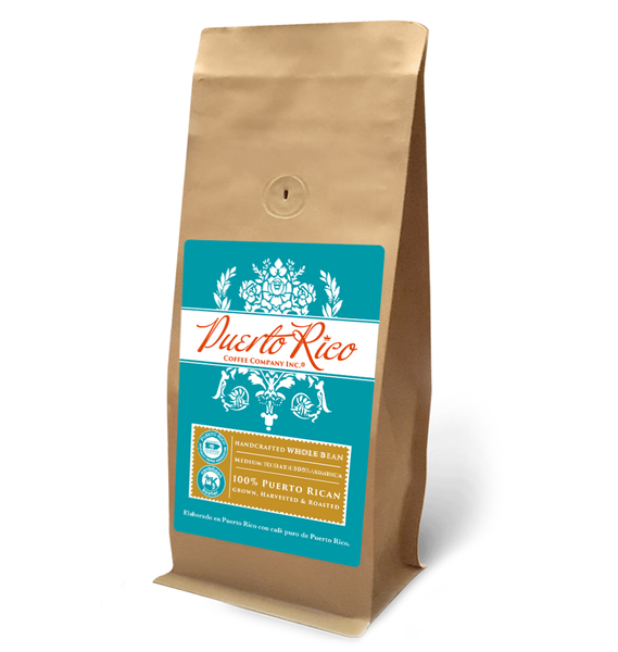 12oz. Medium Roast  – Whole Bean