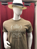 PRCC Brown T-Shirt