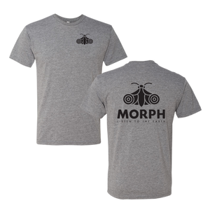 Morph Logo T-Shirt - Premium Heather