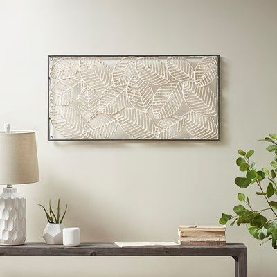 Paper Cloaked Wall Decor
