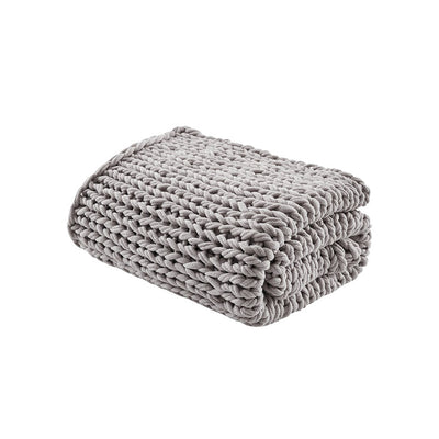 Handmade Chunky Double Knit Throw