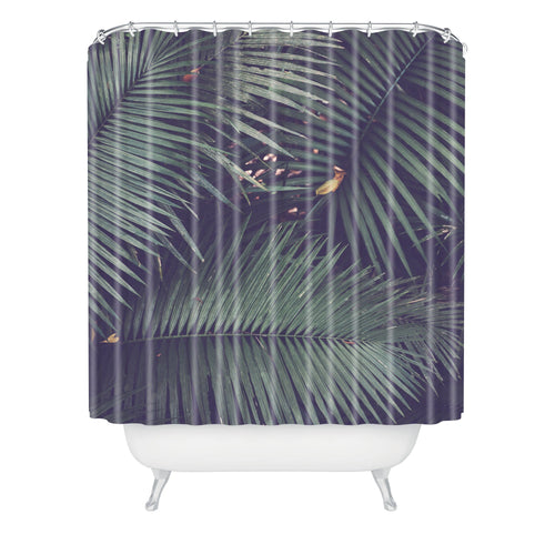 Rainforest Floor Shower Curtain