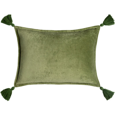 Cotton Velvet Pillow
