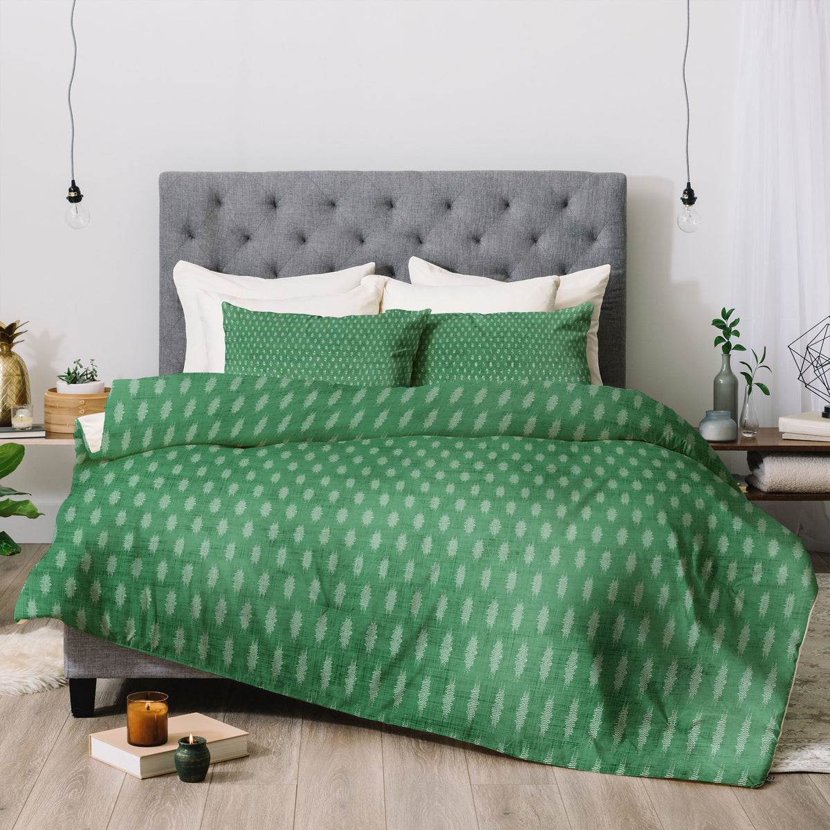 Umbra Ikat Bedding