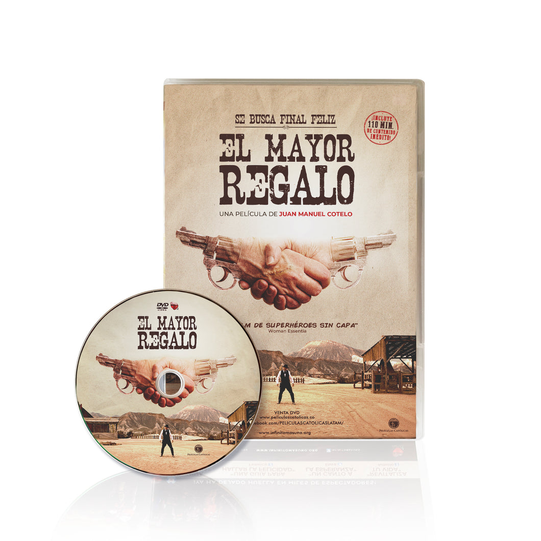 DVD - El Mayor Regalo