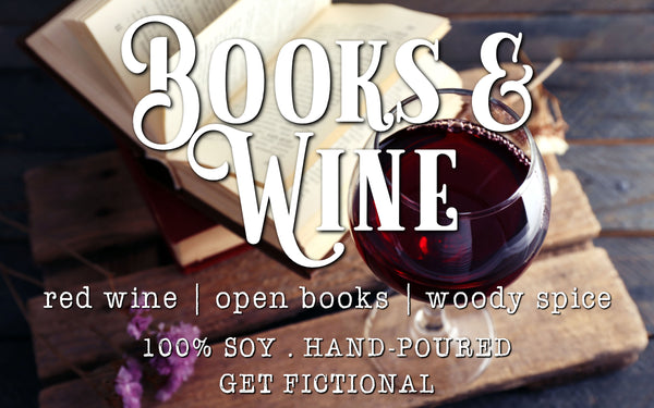 Books & Wine
