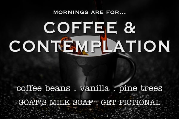 Coffee & Contemplation Goat's Milk Soap