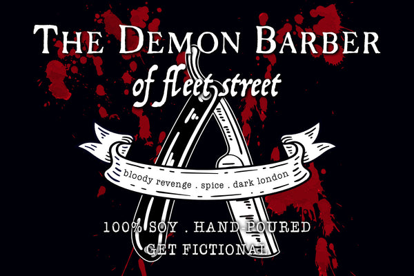 The Demon Barber of Fleet Street