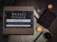 The Writer's Toolbox Gift Box