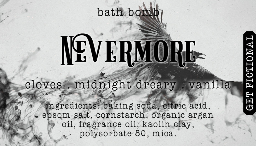 Nevermore Bath Bomb