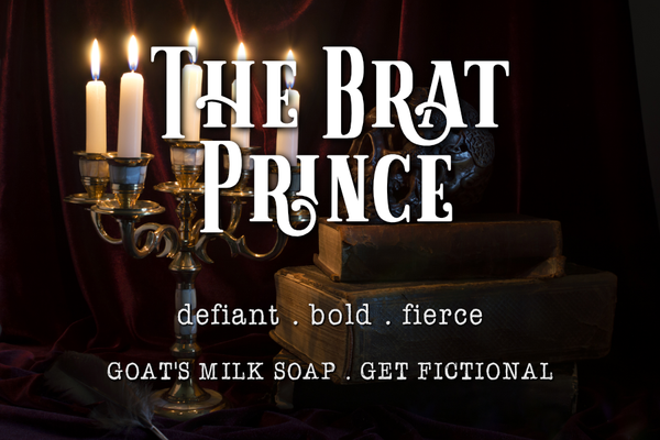 The Brat Prince Goat's Milk Soap