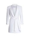 Carlotta Blazer Dress- white