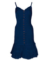 DEBBIE DRESS- Navy