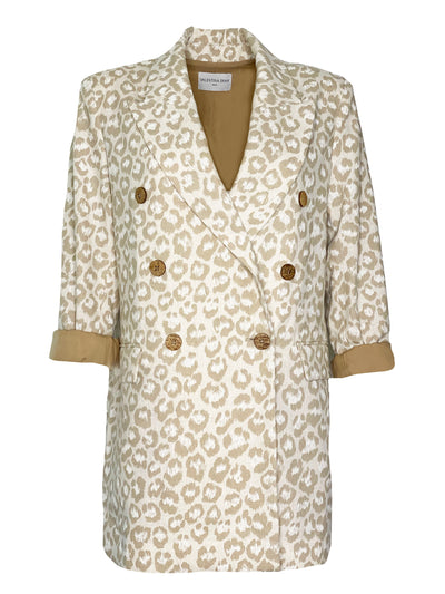 Frankie Blazer Animal Linen