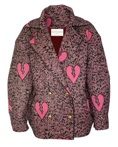 KATE JACKET- HEART BREAKER