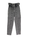 MAGGIE PANTS- GRAY WASH