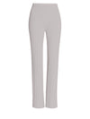 PATRICIA KNIT PANTS- WHITE