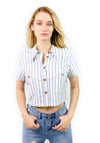 Zaila Shirt Striped