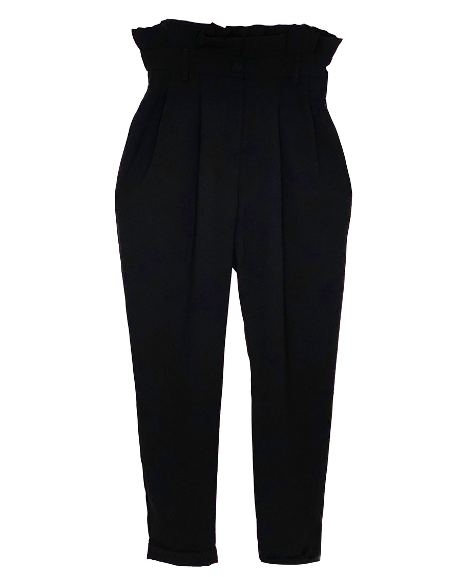STEPHANIE PANTS- BLACK