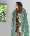 TEDDY COAT- Winter Mint