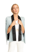 Cape Blazer Sabrina in Washed Cotton