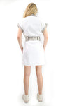 Thea Dress WHITE