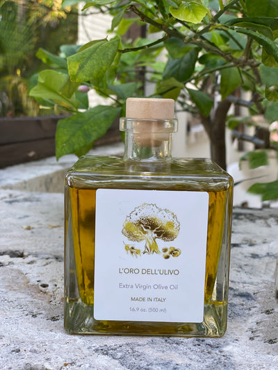 Extra Virgin Olive Oil - L'ORO DELL'ULIVO