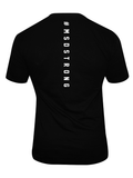 MSD Strong Dri-Fit Shirt Black