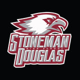 Marjory Stoneman Douglas Logo Masks. Reusable Face Mask   100% Polyester, 100% Washable  3 layers. Dri-fit polyester for better breathing ability   Available with Two ear loop positions for a custom fit.