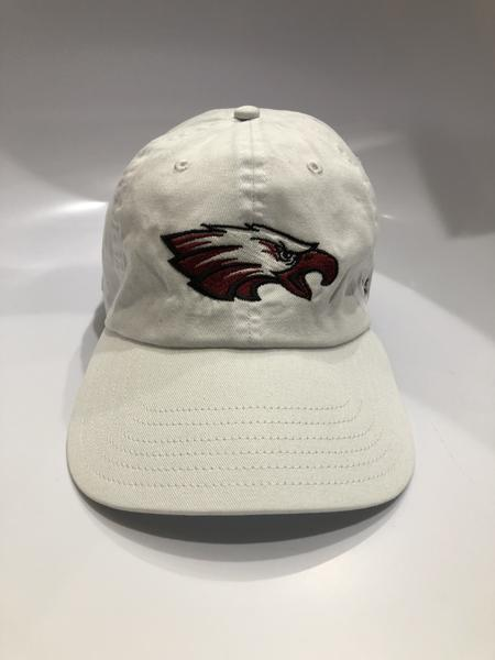 Stoneman Douglas Eagles Low Profile Cap (White)