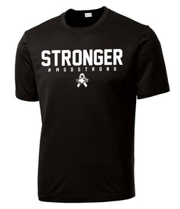MSD Strong Dri-Fit Shirt
