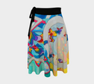 Full Time Sunshine - Wrap Skirt