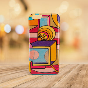 Everything is Wonderful - Modern Art Geometric iPhone Cases for 5 / 5S / SE - 6 / 6S - 6 / 6S Plus - 7 & 7 Plus