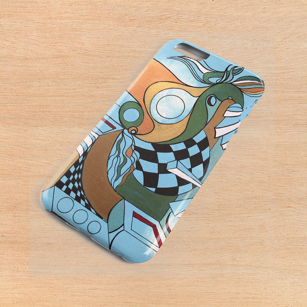 All That Glitters - Modern Art, Geometric, and Pop Art Phone Cases