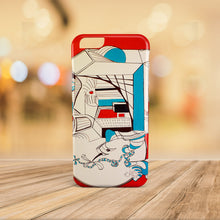 Blink - Modern Art Geometric iPhone Cases for 5 / 5S / SE - 6 / 6S - 6 / 6S Plus - 7 & 7 Plus