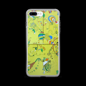 Circus Circus - Modern Art, Geometric, and Pop Art Phone Cases