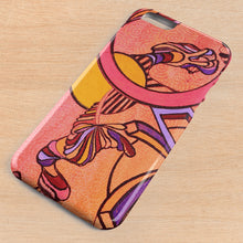 Our Mother Performed in Starlight- Modern Art, Geometric, and Pop Art Phone Cases