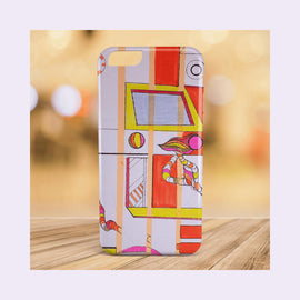 Station West - Modern Art Geometric iPhone Cases for 5 / 5S / SE - 6 / 6S - 6 / 6S Plus - 7 & 7 Plus