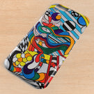 Sunny Day Over The Rhone - Modern Art, Geometric, and Pop Art Phone Cases