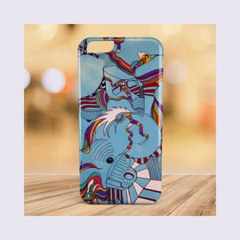 Yet to Be Realized - Modern Art, Geometric, and Pop Art iPhone Cases