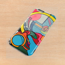 Eternal Optomist - Modern Art, Geometric, and Pop Art Phone Cases