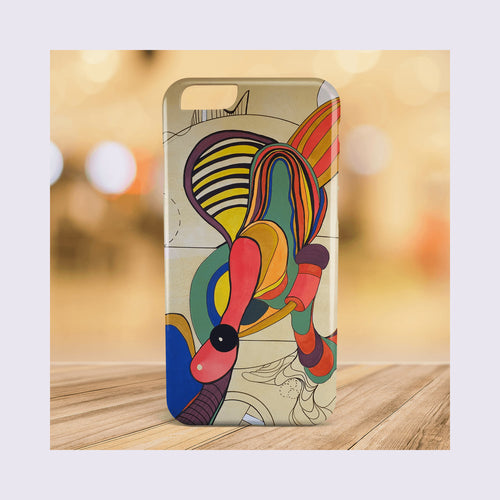 Filmic - Modern Art Geometric iPhone Cases for 5 / 5S / SE - 6 / 6S - 6 / 6S Plus - 7 & 7 Plus