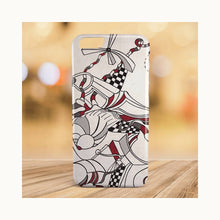 Never Lonesome is a Quark - Modern Art Geometric iPhone Cases for 5 / 5S / SE - 6 / 6S - 6 / 6S Plus - 7 & 7 Plus