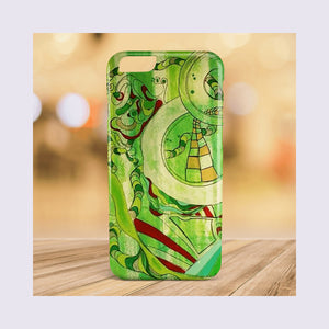 Record Store Day '13 - Modern Art, Geometric, and Pop Art Phone Cases