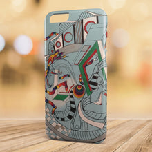 The Escapist - Modern Art Geometric iPhone Cases for 5 / 5S / SE - 6 / 6S - 6 / 6S Plus - 7 & 7 Plus