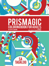 Prismagic in Tagalog - Coloring Book for Adults - Positive Mantra Edition