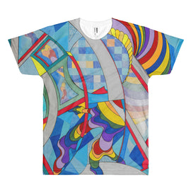 Full Time Sunshine -  Short sleeve men's t-shirt