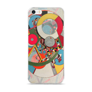 Fat Tuesday - iPhone 5/5s/Se, 6/6s, 6/6s Plus Case