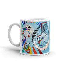 Rainbow Fun #3 - Coffee Mug